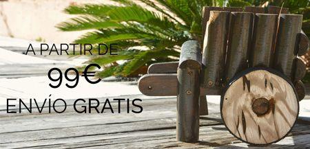 Envíos internacionales de muebles de palets - Mideco