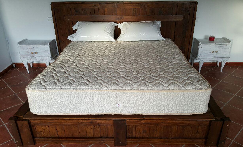 cama rústica - rivadavia