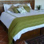 cama rústico imagen principal sección dormitorio