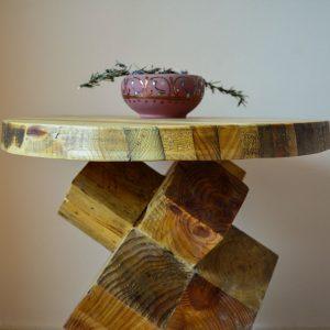 Mesilla de noche rustica - maipu