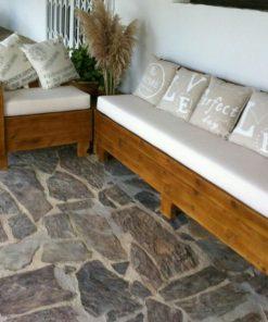 sofa de palets el dorado