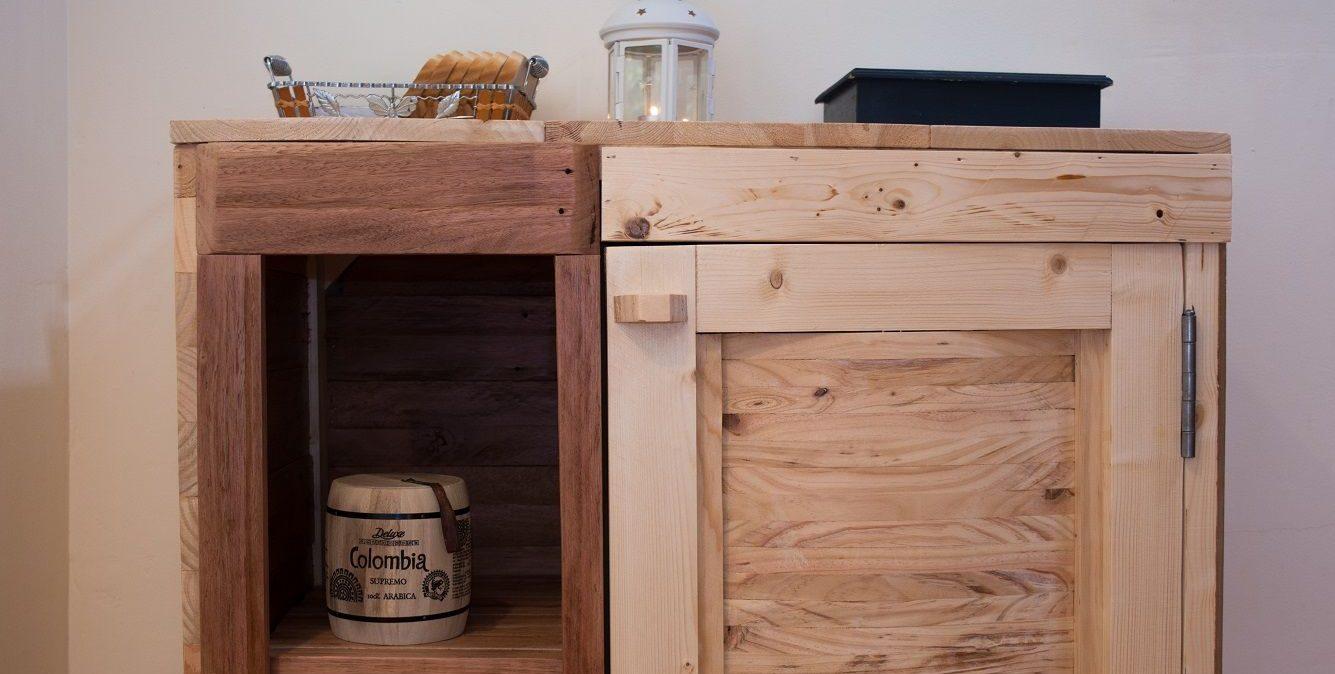 Muebles De Palets Con Los Que Decorar La Cocina Mideco Es