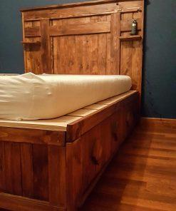 cama rústica - boedo
