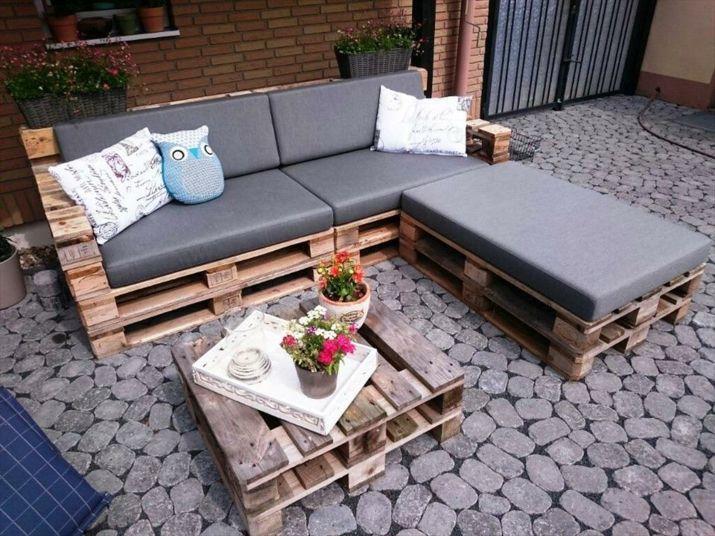fotos de sofas hechos con palets Sofs De Palets Modelos 100 Originales Midecoes