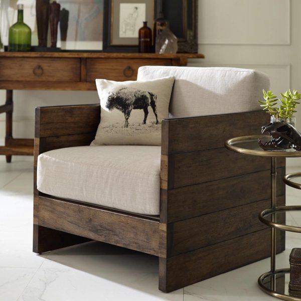 sofá de palet individual