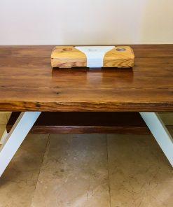 mesa de centro pampa