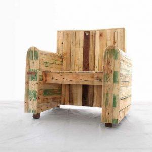 sofa de palets individual
