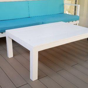 sillon de palets exteriores estilo confort