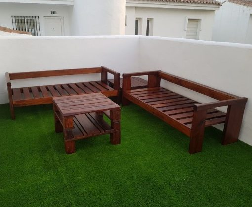 sofa palets confort