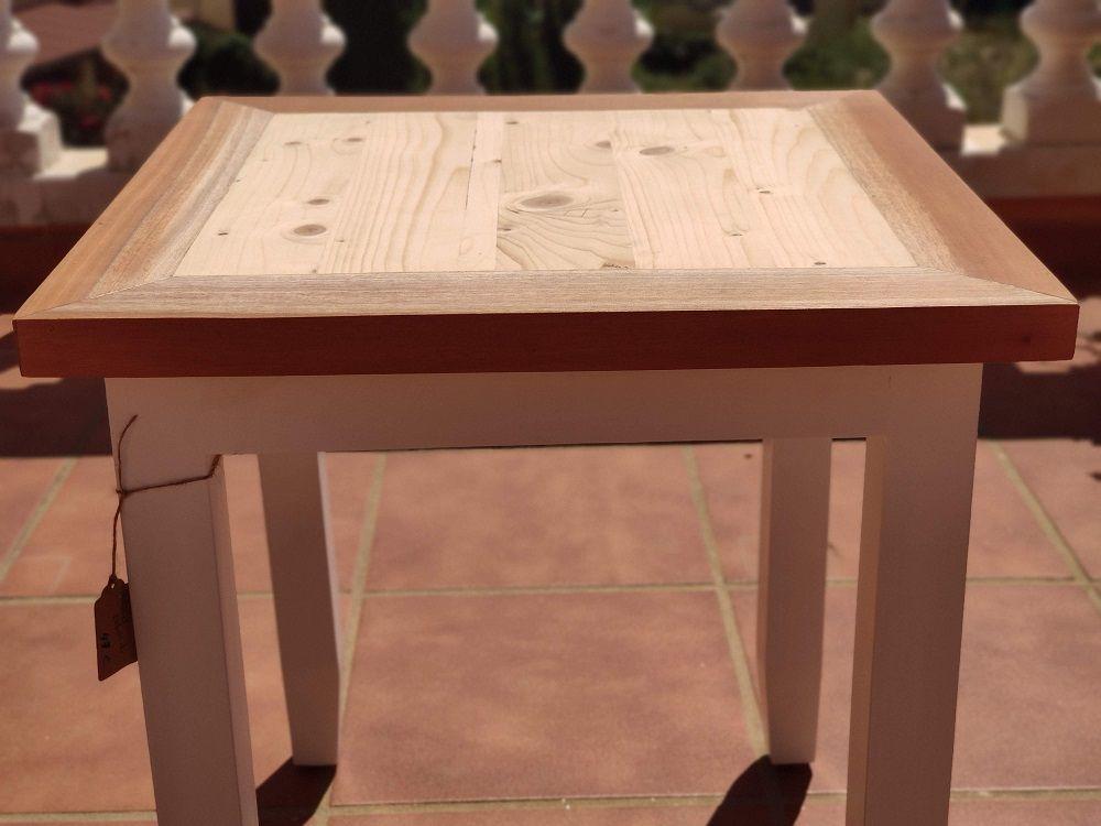 mesa de palet auxiliar - formosa