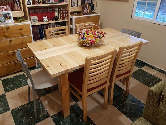 mesa comedor de palets