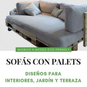 comprar sofas con palets