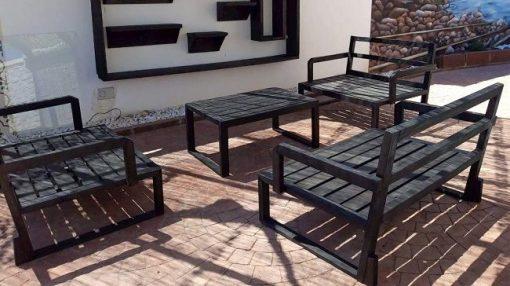 sofa palets moderno
